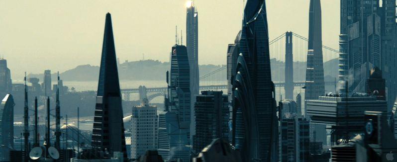 <strong><em>Star Trek Into Darkness</em></strong> Trailer Preview Photos photo 1