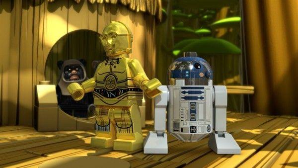 Lego Star Wars Droid Tales Photo 4