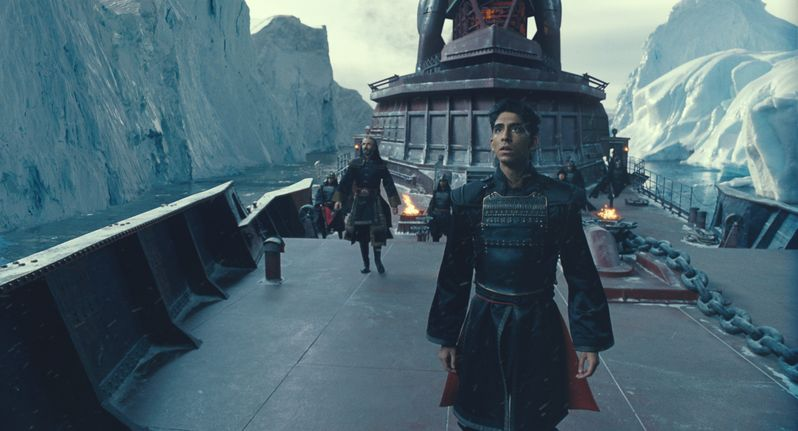 Dev Patel as Prince Zuko in <strong><em>The Last Airbender</em></strong>