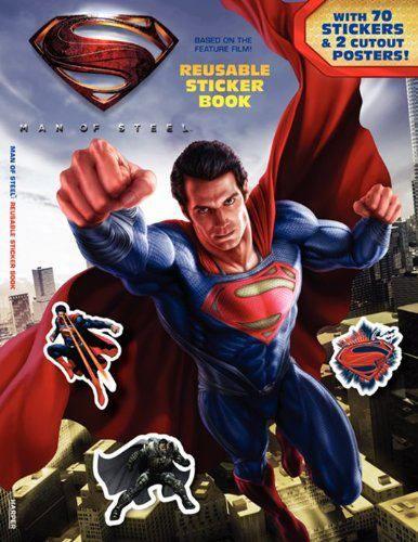 <strong><em>Man of Steel</em></strong> Book Art 6
