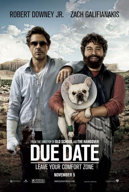 <strong><em>Due Date</em></strong> Poster