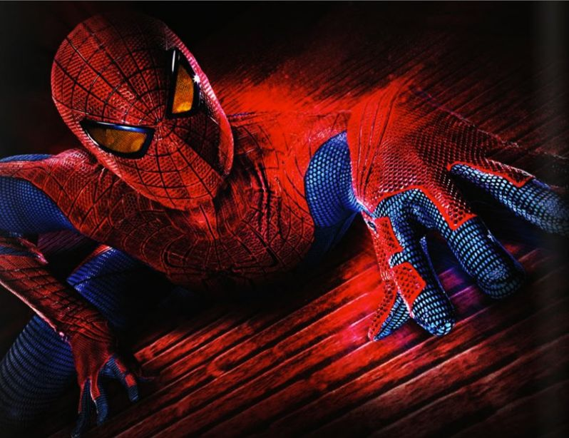 <strong><em>The Amazing Spider-Man</em></strong> Promo Art #1