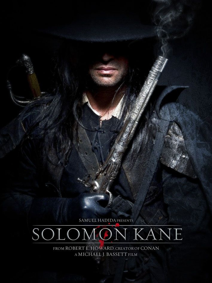 <strong><em>Solomon Kane</em></strong> Movie Poster Revealed