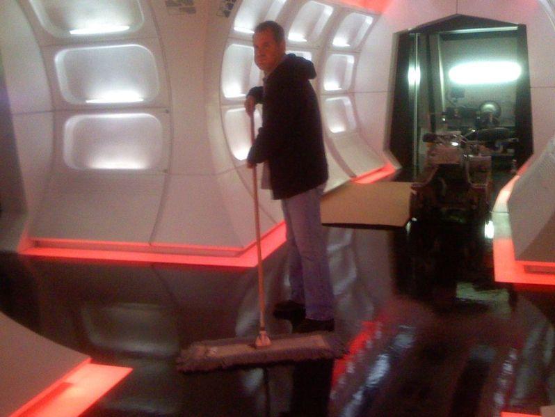 Star Trek 2 Set Photo #2