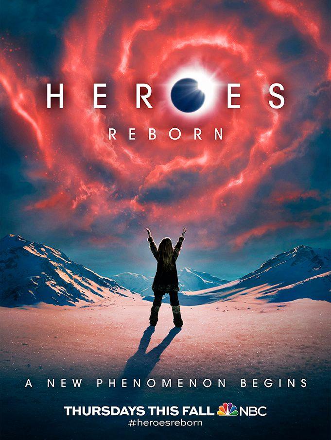 <strong><em>Heroes Reborn</em></strong> Poster