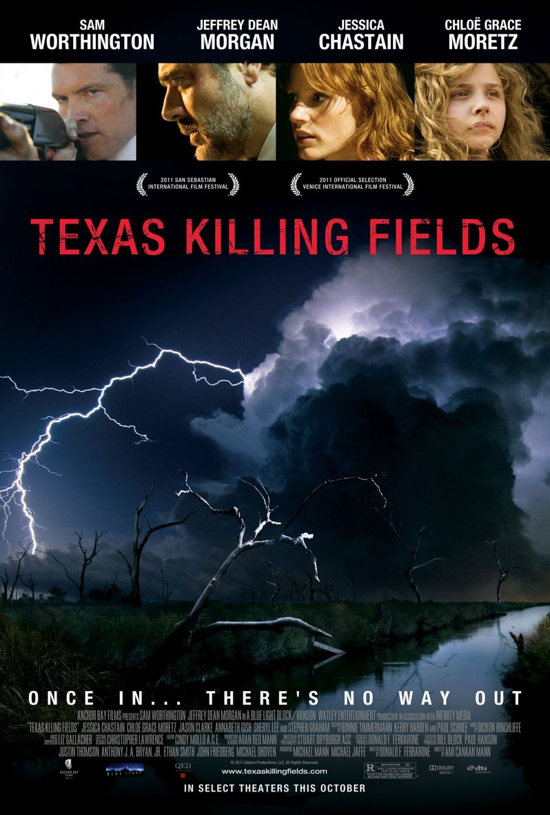<strong><em>Texas Killing Fields</em></strong> Poster