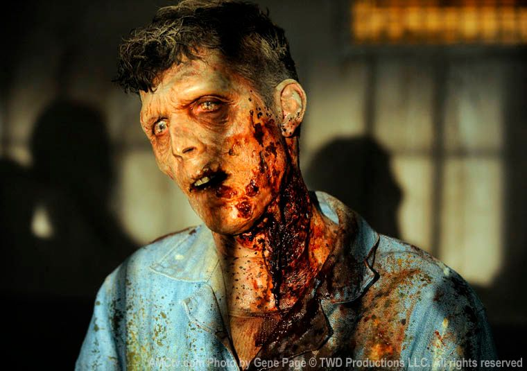THe Walking Dead Season 3 Walker #1