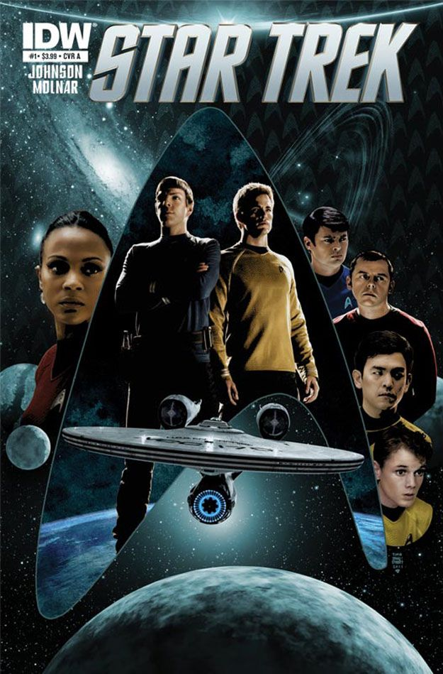 <strong><em>Star Trek</em></strong> Comic Series