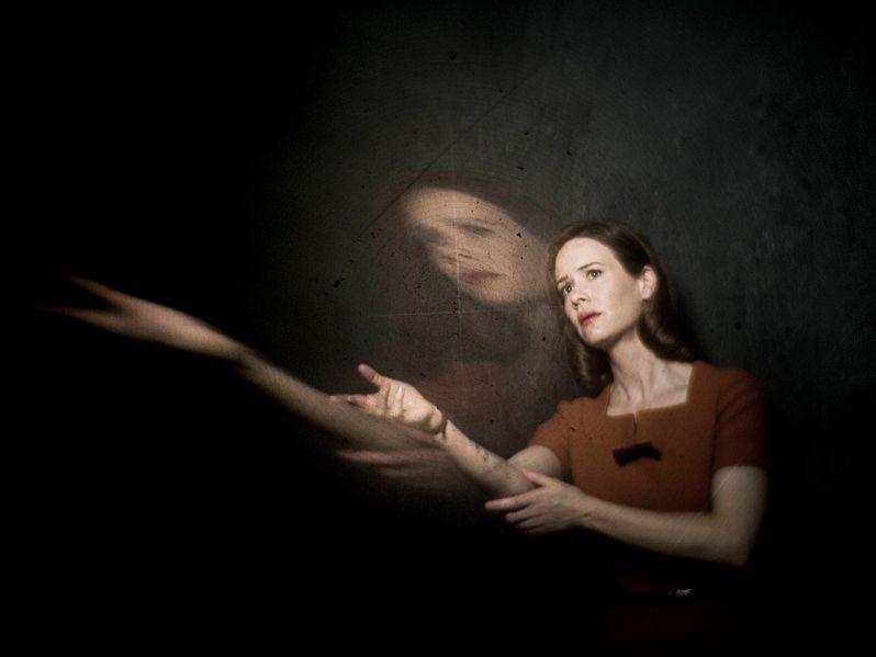 <strong><em>American Horror Story</em></strong>: Asylum Sarah Paulson Photo