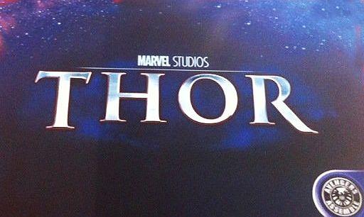 <strong><em>Thor</em></strong> Official Logo