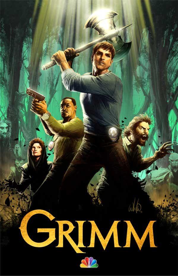 <strong><em>Grimm</em></strong> Promo Art 2
