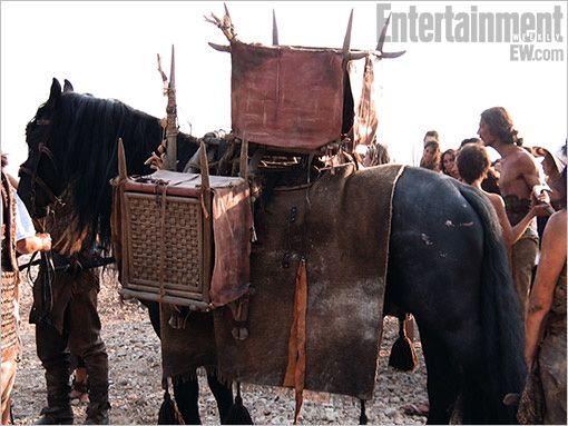 <strong><em>Game of Thrones</em></strong> Season 2 Photo #1