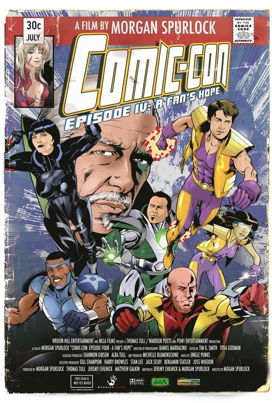 <strong><em>Comic-Con Episode IV: A Fan's Hope</em></strong> Poster
