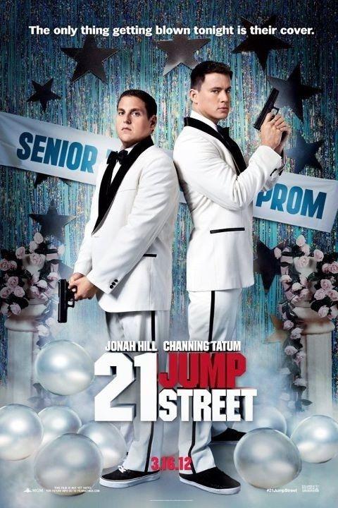 <strong><em>21 Jump Street</em></strong> Poster