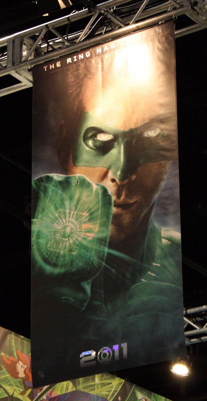 <strong><em>Green Lantern</em></strong> teaser poster #2
