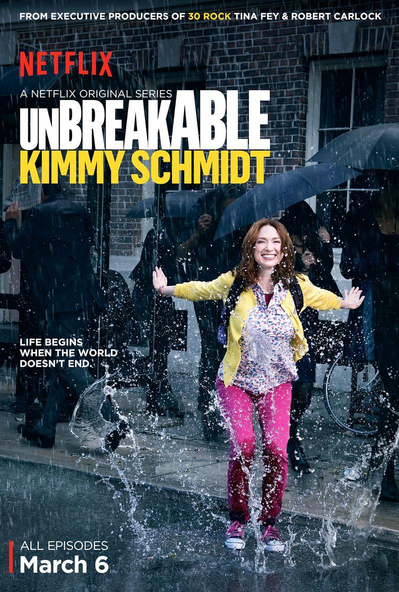 <strong><em>Unbreakable Kimmy Schmidt</em></strong> Poster