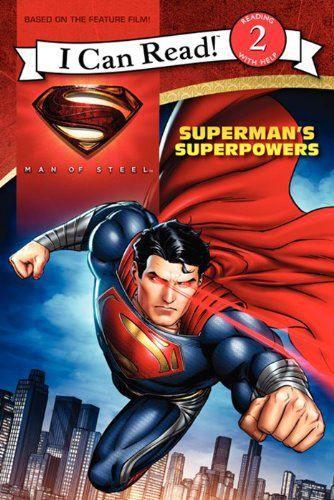 <strong><em>Man of Steel</em></strong> Book Art 1