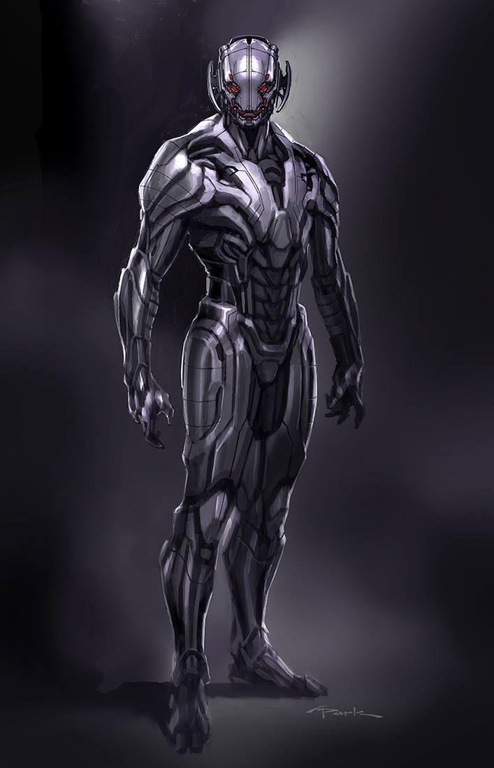 <strong><em>Avengers: Age of Ultron</em></strong> Concept Art 2