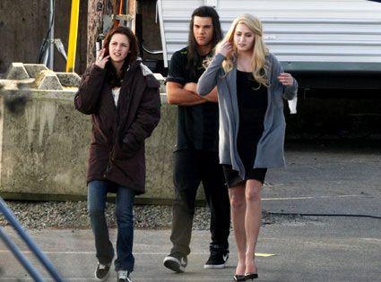 The Twilight Saga's New Moon On the Set Photo #2