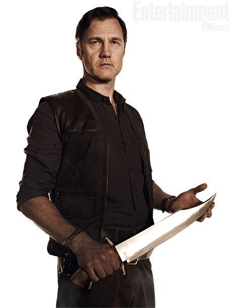 <strong><em>The Walking Dead</em></strong> Season 3 Character Portrait #3