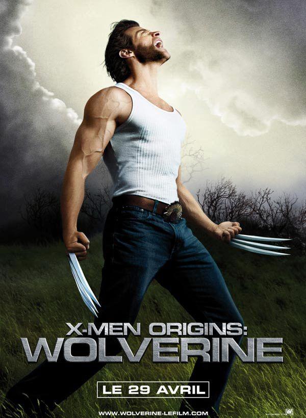 <strong><em>X-Men Origins: Wolverine</em></strong> International Poster