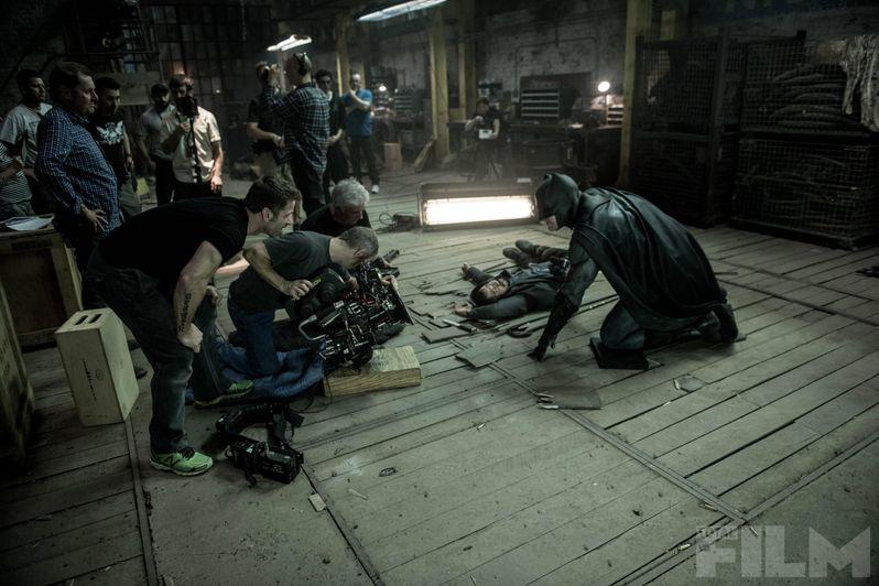 Batman v Superman Total Film Photo 1