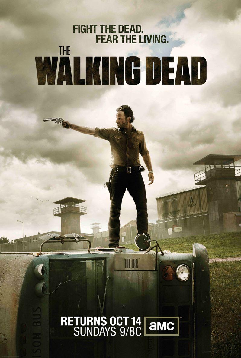 <strong><em>The Walking Dead</em></strong> Season 3 Final Promo Art