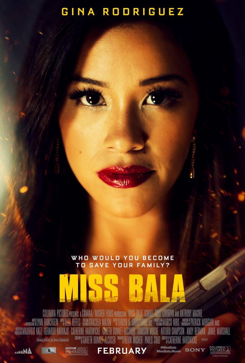 <strong><em>Miss Bala</em></strong> poster