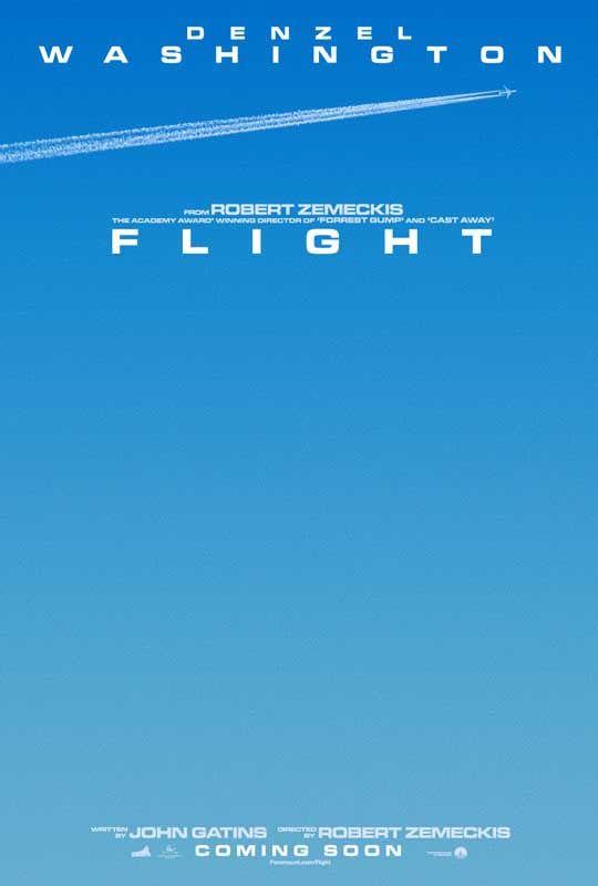 <strong><em>Flight</em></strong> Poster