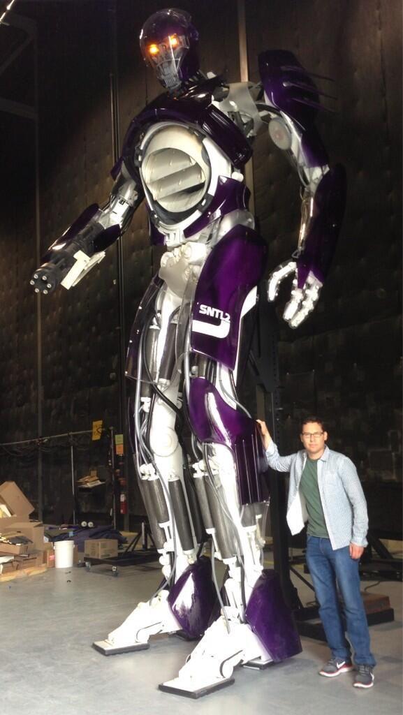 <strong><em>X-Men: Days of Future Past</em></strong> Sentinel Set Photo