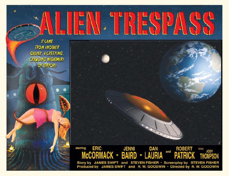 <strong><em>Alien Trespass</em></strong> Lobby Card #2