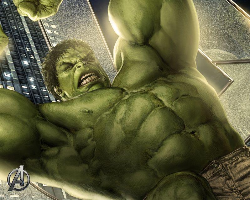 <strong><em>Marvel's The Avengers</em></strong> Wallpaper #4