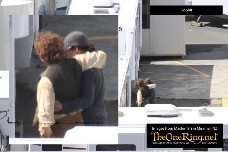 The Hobbit Set Photo #2