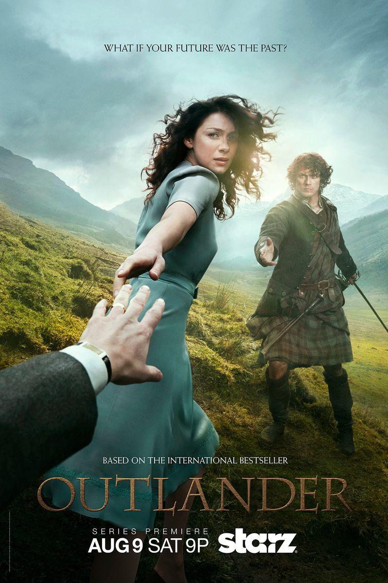 <strong><em>Outlander</em></strong> Poster