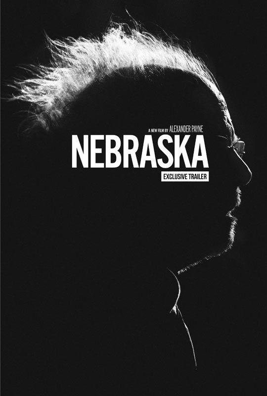 <strong><em>Nebraska</em></strong> Trailer Poster