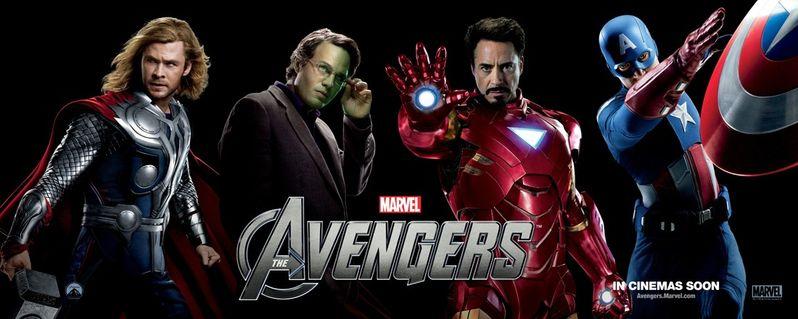 <strong><em>Marvel's The Avengers</em></strong> International Banner #1