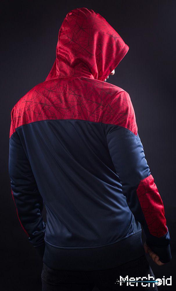 Spiderman Hoodie Marvel Merchoid #5
