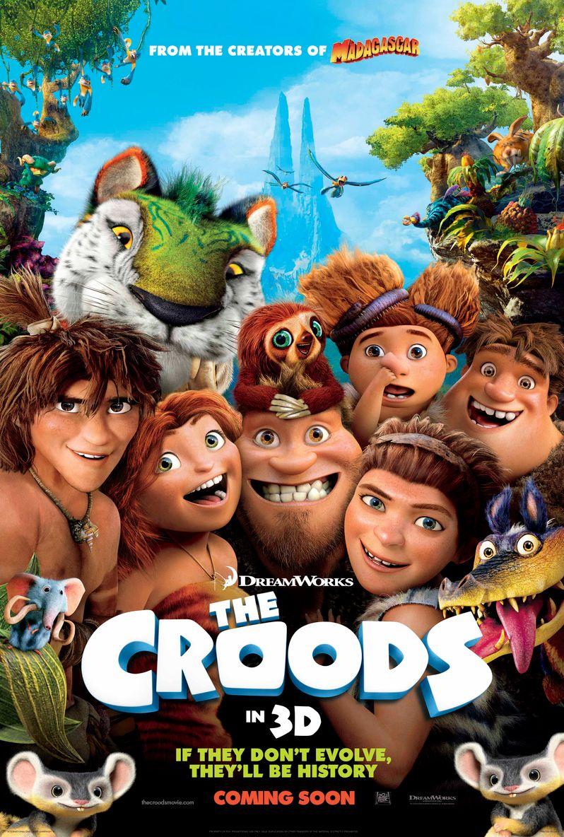<strong><em>The Croods</em></strong> Poster 1