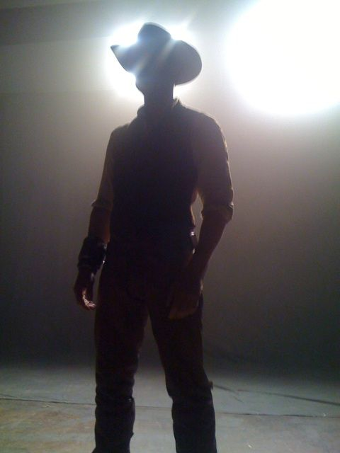 Camera test for <strong><em>Cowboys & Aliens</em></strong>
