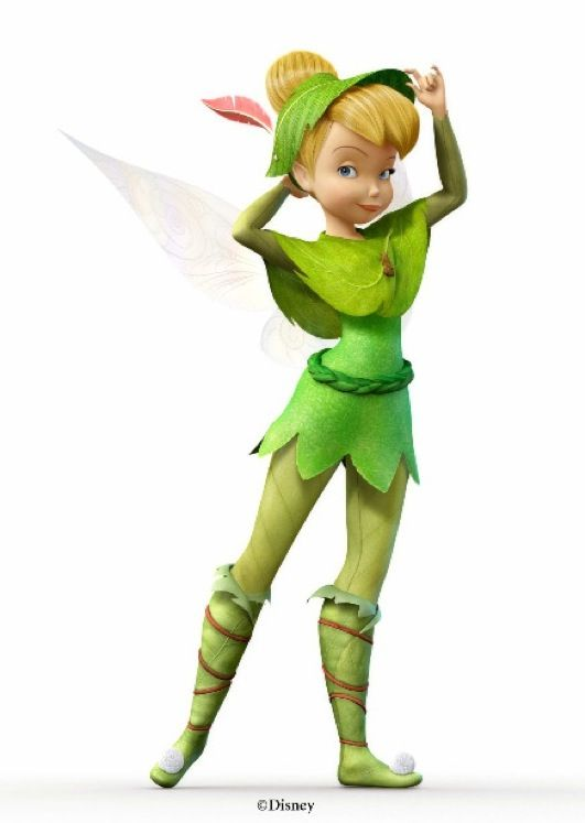 Ellen Jin Over Talks About the Magic of Tinker Bell and the Lost Treasure