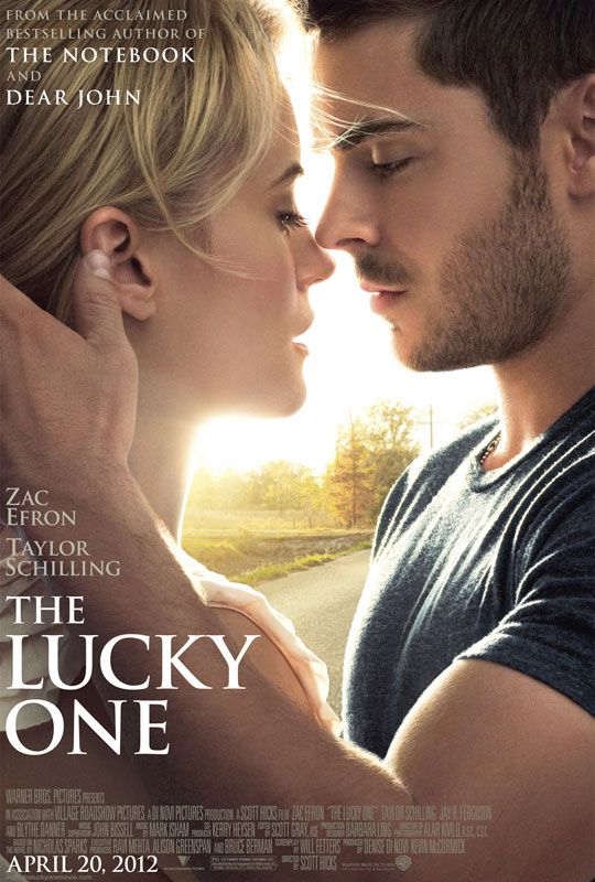 <strong><em>The Lucky One</em></strong> Poster