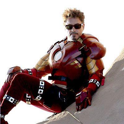 <strong><em>Iron Man 2</em></strong> Set Photo #2