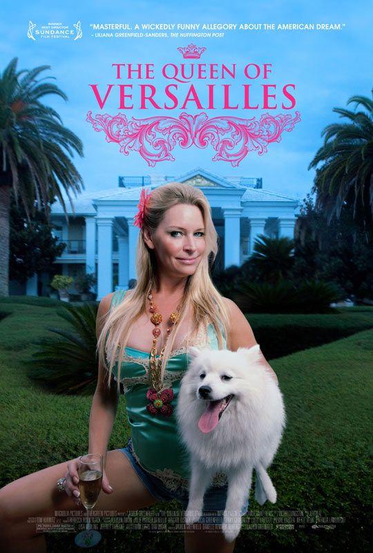 <strong><em>The Queen of Versailles</em></strong> Poster