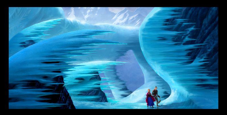 <strong><em>Frozen</em></strong> Concept Art
