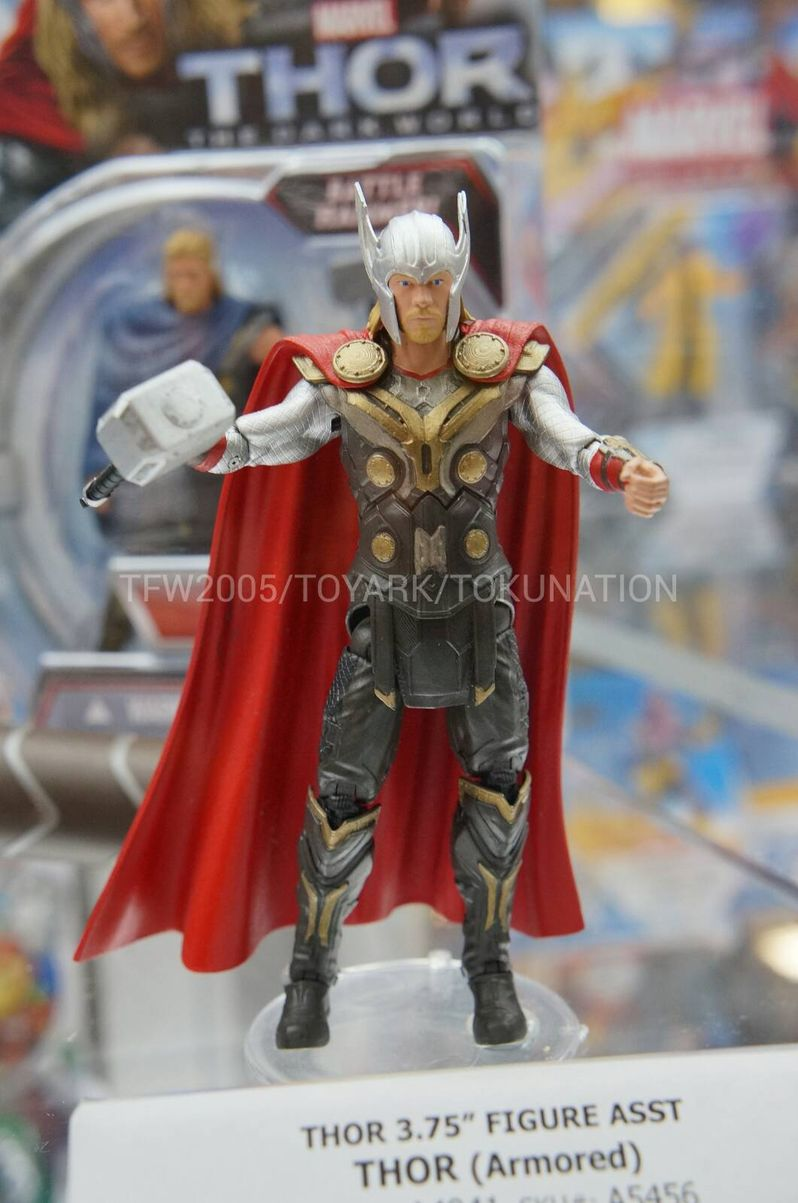 Thor the Dark World Toys Hasbro #4