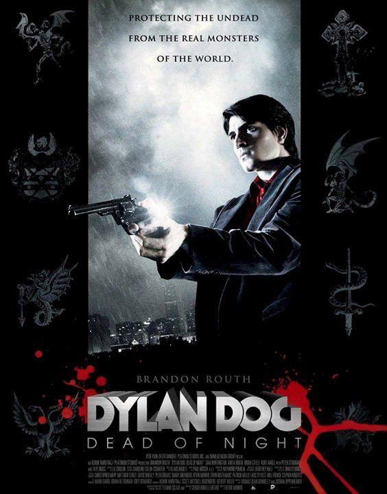 <strong><em>Dylan Dog: Dead of Night</em></strong> Poster #6