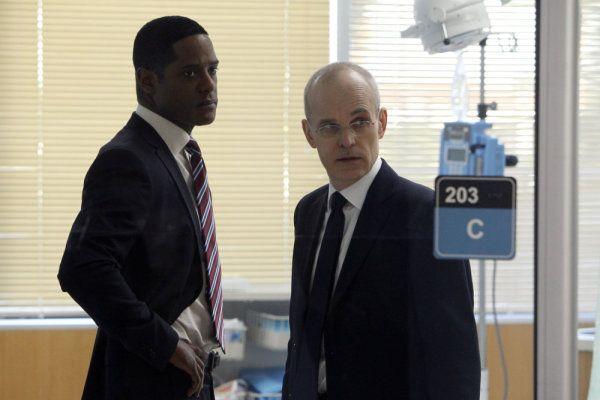 Blair Underwood and Zeljko Ivanek discuss new episodes of <strong><em>The Event</em></strong>