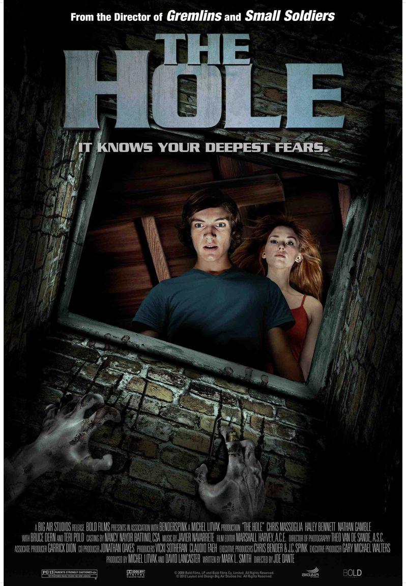 <strong><em>The Hole</em></strong> Poster