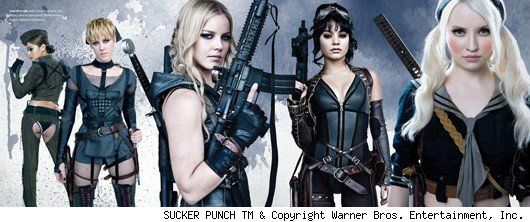 <strong><em>Sucker Punch</em></strong> The Art of the Film Book Photo #3