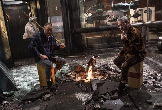 <strong><em>The Amazing Spider-Man 2</em></strong> Day 77 Photo